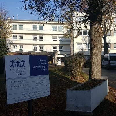 Sensibilisation TCA Clinique FSEF Sceaux